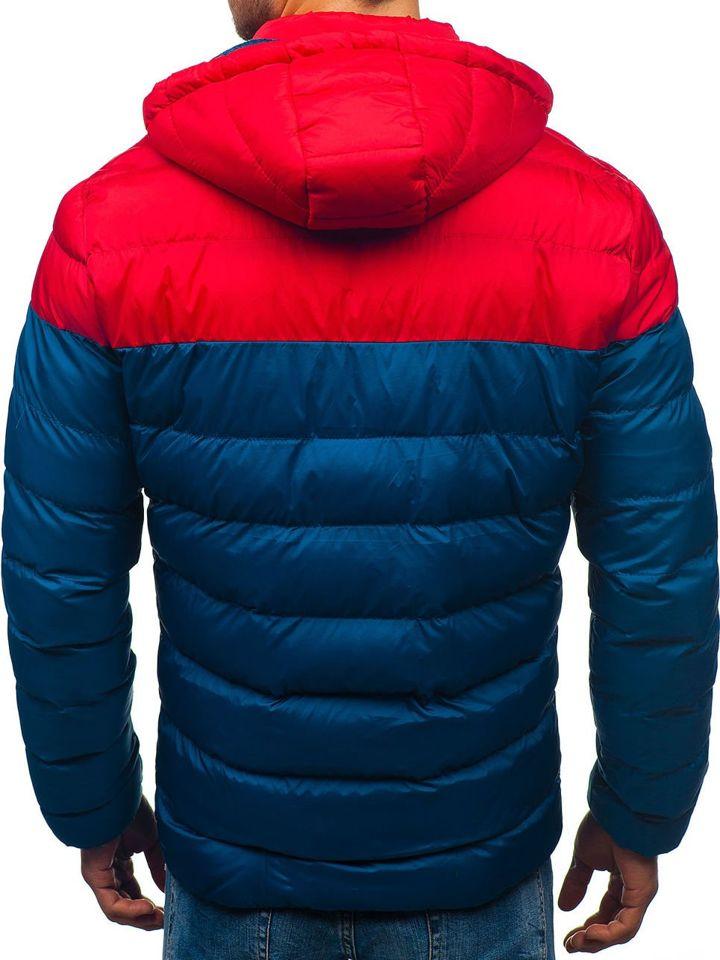 ... Чоловіча зимова куртка синя Bolf A132 ... fef5891105974