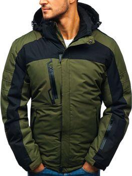 c25ad70c Купить зимние куртки мужские в Киеве — интернет-магазин bolf.ua