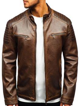 772774c9 Кожаные куртки мужские купить в Киеве — интернет-магазин bolf.ua