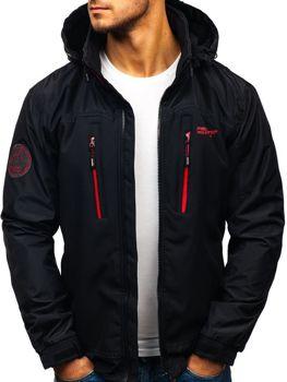 Купить куртку мужскую демисезонную  весенние и осенние куртки — Bolf.ua 00cb18a20bb0d