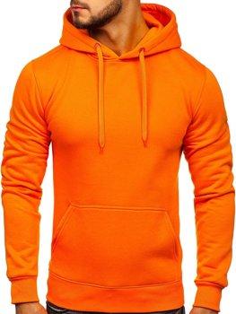 Мужская толстовка  оранжевая Bolf 2009
