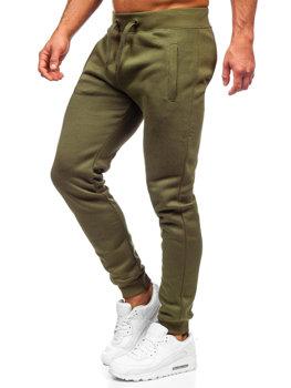 Мужские спортивные брюки хаки Bolf XW01-A