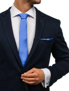 Мужской набор синий Bolf KSP01