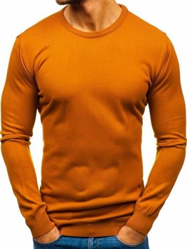 Мужской свитер кэмел Bolf 2300