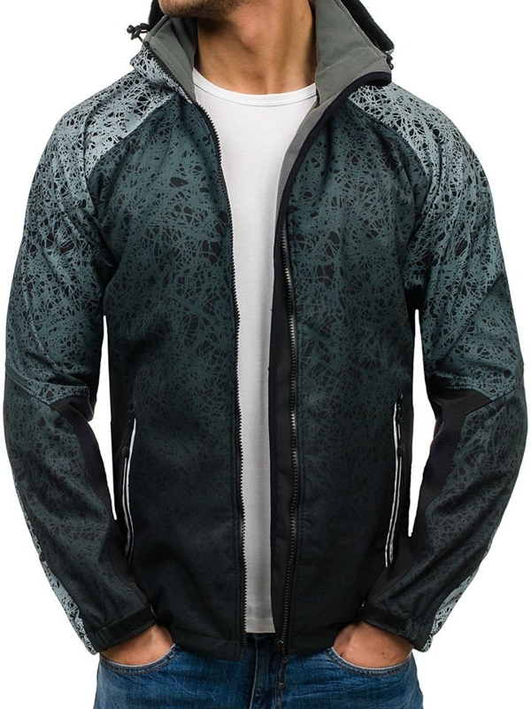 Куртка мужская FREESTEP 0013 черная