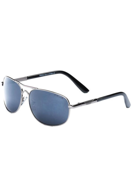 Мужские солнцезащитные очки темно-синие Bolf P203B