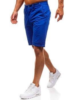 Мужские шорты синие Bolf 3026
