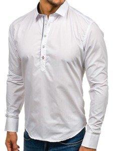 Рубашка мужская BOLF 5791 белая