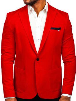 Піджак чоловічий RIPRO 1652 червоний 6345ac0ab8eb1