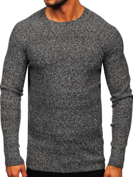 Чоловічий светр сірий Bolf H1810
