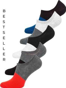 Чоловічі багатобарвні шкарпетки Bolf X10168-5P 5 PACK