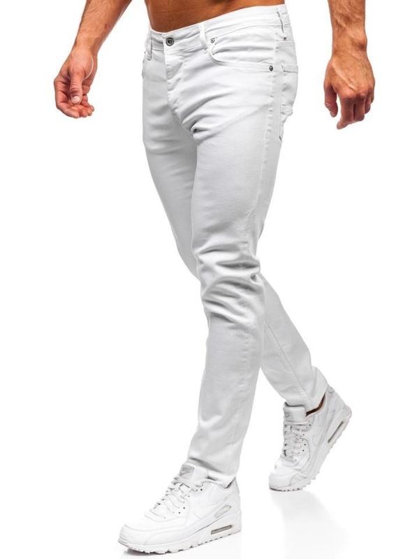 Джинси чоловічі білі Bolf 55021