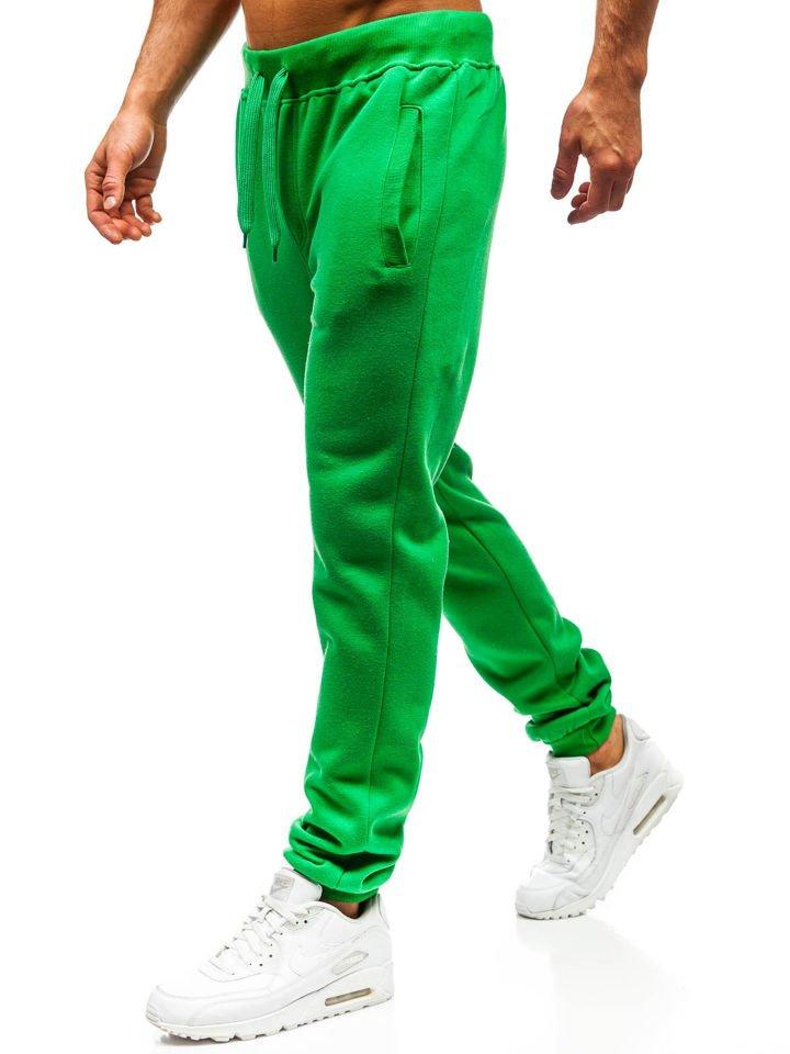 Чоловічі спортивні штани зелені Bolf AK70A ЗЕЛЕНИЙ 4b929b785be0c