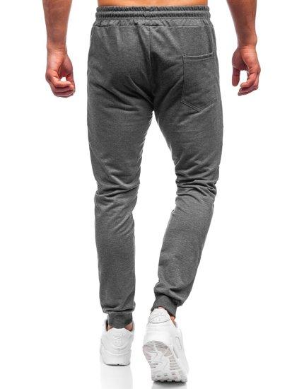 Графітові чоловічі спортивні штани Bolf 2095
