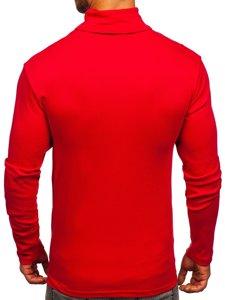 Гольф чоловічий basic темно-червоний Bolf 145347