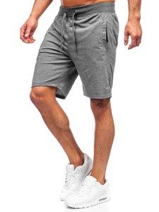 Графітові спортивні шорти чоловічі Bolf K10003