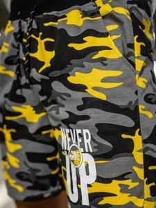 Графітові чоловічі спортивні шорти Bolf KS2581