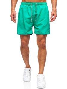 Зелені чоловічі пляжні шорти Bolf YW02001