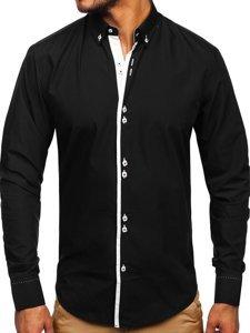 Сорочка чоловіча BOLF 5797 чорна
